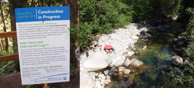 Metro Vancouver Regional Parks Lynn Headwaters